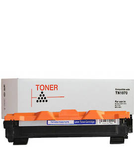 Compatible Brother TN1070 Black Toner