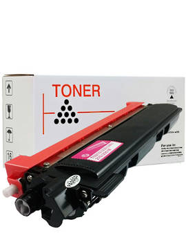 Compatible Brother TN240 TN210 TN290 Magenta Toner
