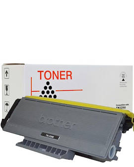 Compatible Brother TN3290 Black Toner Cartridge