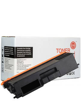 Compatible Brother TN346 Black Toner Cartridge