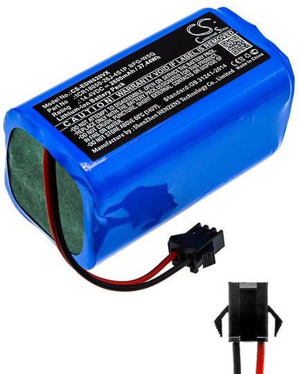 ECOVACS BFG-WSQ EUFY RoboVac 11s 14.4V Compatible Battery