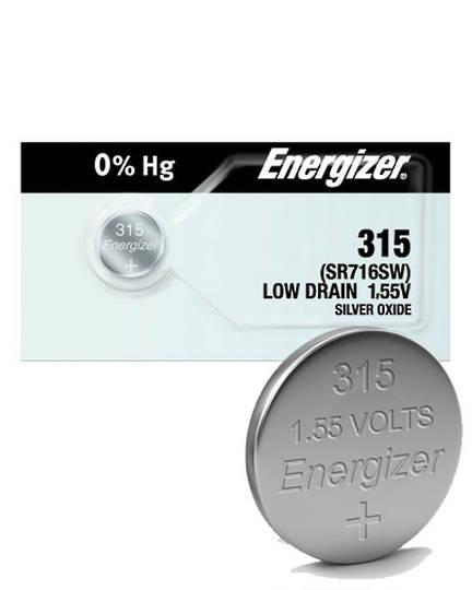 ENERGIZER 315 SR716SW Battery