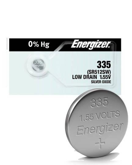 ENERGIZER 335 SR512SW Watch Battery