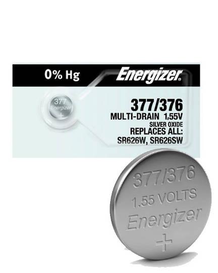 ENERGIZER 376 377 SR66 SR626SW Watch Battery
