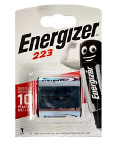 ENERGIZER CRP2 223 Lithium Battery
