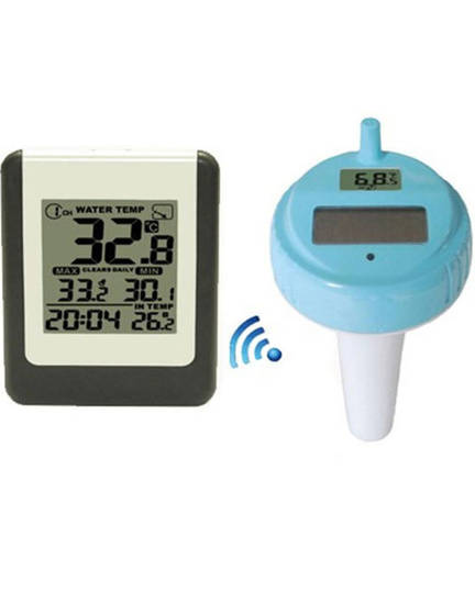 FT008 Wireless Solar Swimming Pool Thermometer