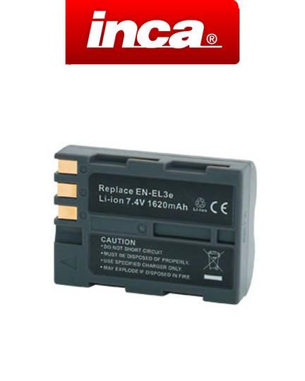 INCA NIKON EN-EL3E ENEL3E Compatible Battery