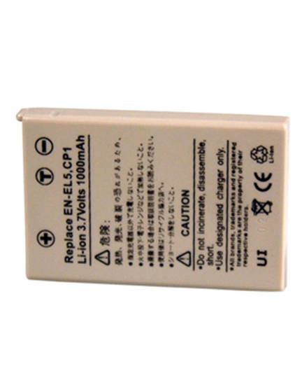 INCA NIKON EN-EL5 ENEL5 CP1 Compatible Battery