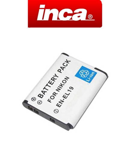 INCA NIKON EN-EL19 ENEL19 Compatible Battery