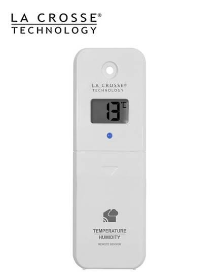 LTV-TH3 La Crosse Thermo-Hygro Swiss Precision LCD Display Sensor