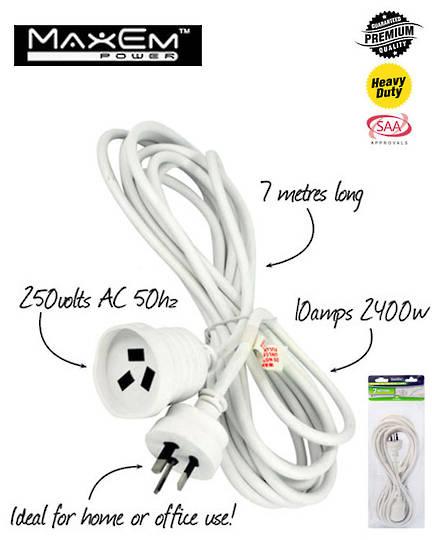 MAXEM 7m Extension Cable
