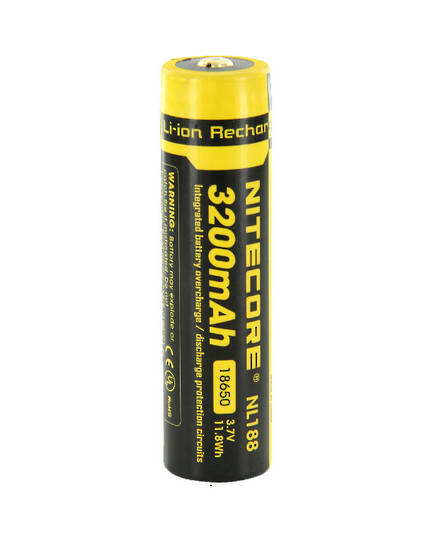NITECORE NL1832 18650 3200mAh Lithium Battery