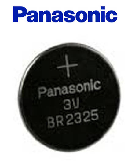 PANASONIC BR2325 Lithium Battery