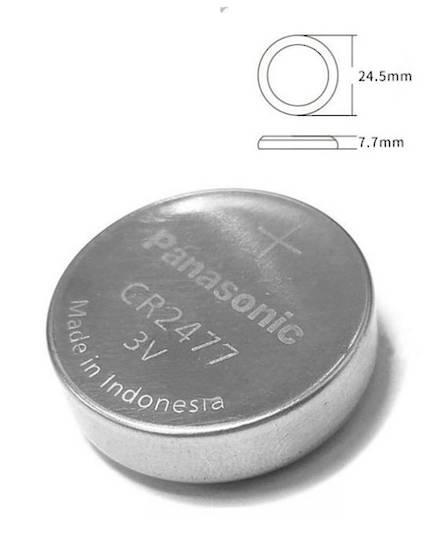 PANASONIC CR2477 Lithium Battery