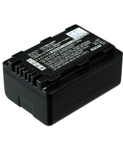 PANASONIC VW-VBK180 VW-VBK180K Compatible Battery