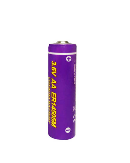 PKCELL ER14505M AA Hi Power Type Lithium Li-SOCI2 Battery