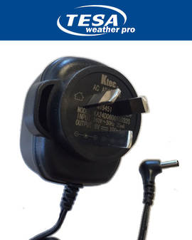 6V Power Adaptor For WS2355, WS3600