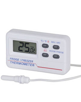 QM7209 DIGITECH Digital Thermometer for Fridge or Freezer