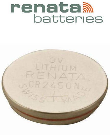 RENATA CR2450N Lithium Battery