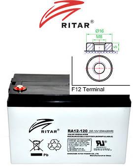 RITAR RA12-120S 12V 120AH SLA Battery