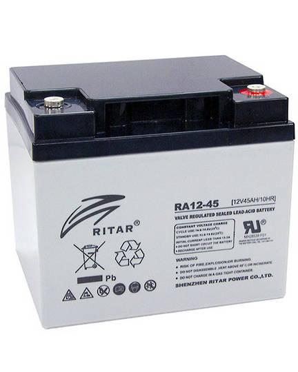 RITAR RA12-45 12V 45AH SLA battery