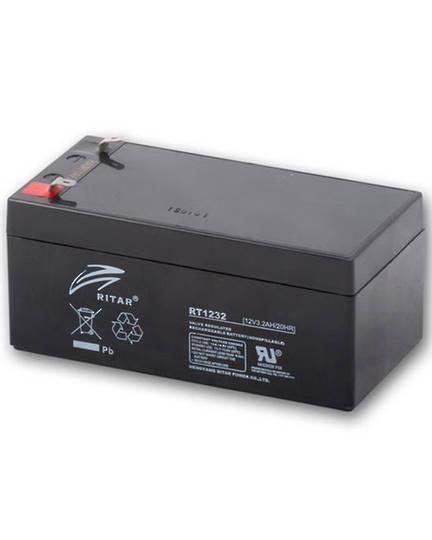 RITAR RT1232 12V 3.2AH SLA battery