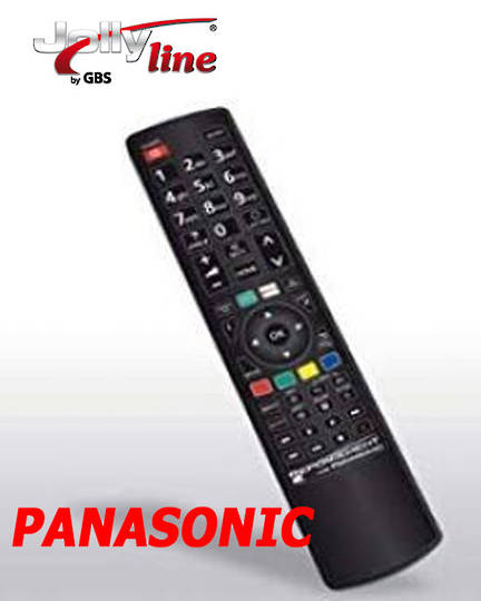 Replacement Remote Control for Panasonic TVs