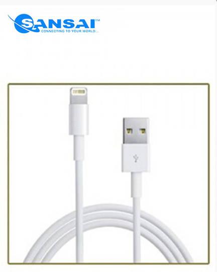 SANSAI Lightning to USB Cable