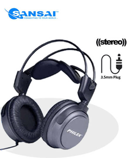 SANSAI Professional Stereo Headphone