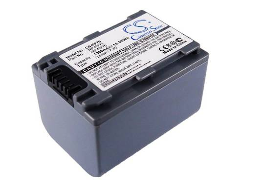 SONY NP-FP60 NP-FP70 NP-FP71 Camera Battery