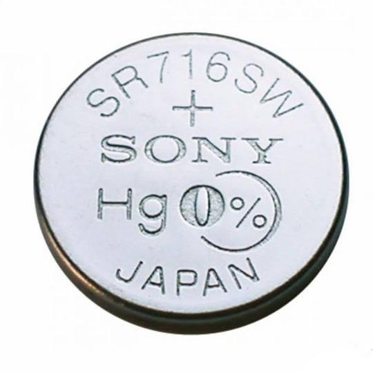 VARTA V315 SR716SW Watch Button Battery