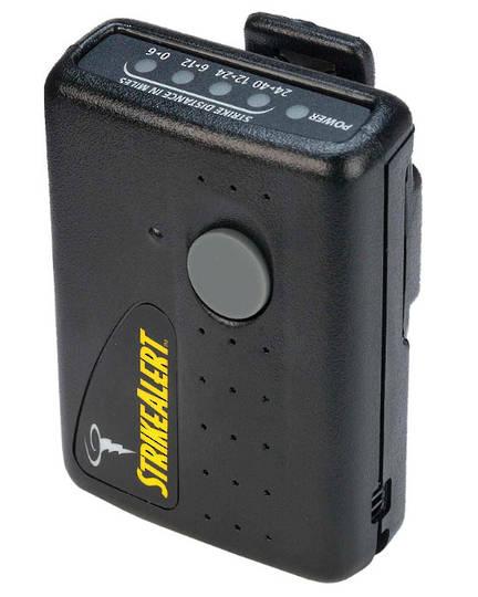STRIKE ALERT LD1000 Personal Lightning Detector