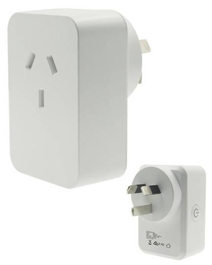 Smart Plug WiFi Controlled Mains Switch Power Adaptor