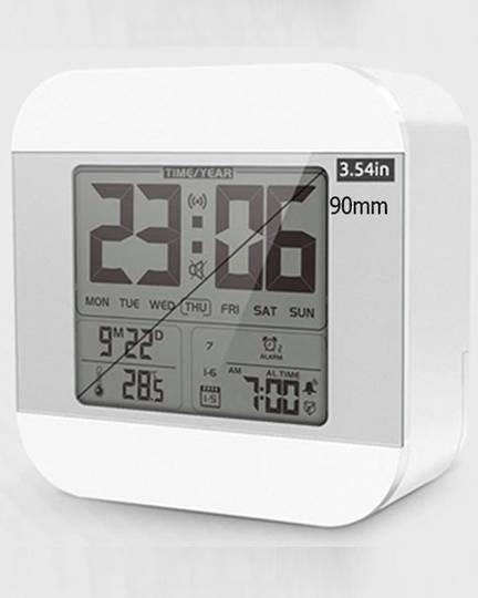 Smart Talking Alarm Clock Time and Temperature