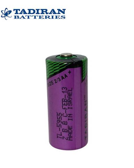 Tadiran TL-5955 (S) 2/3AA Lithium Battery