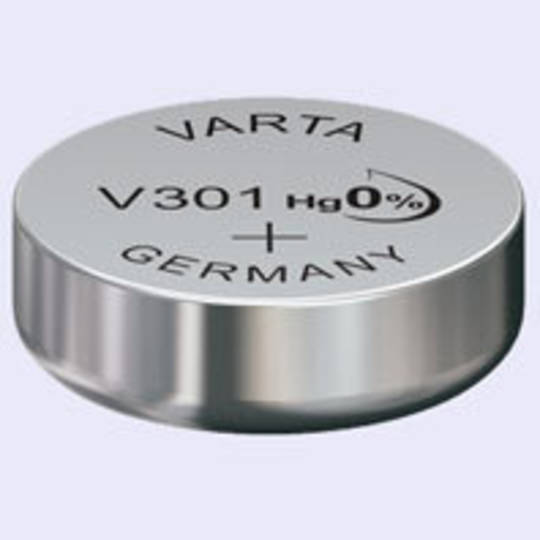 VARTA 301 SR43 SR1142 Button Battery