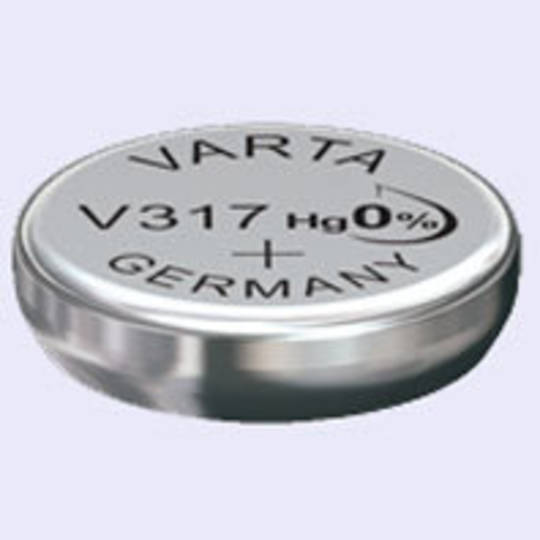 VARTA 317 SR62 SR516SW SR516 Watch Battery