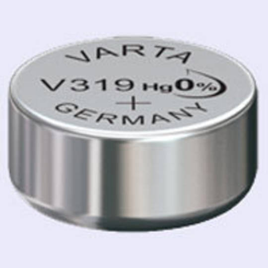 VARTA 319 SR64 SR527 Watch Button Battery
