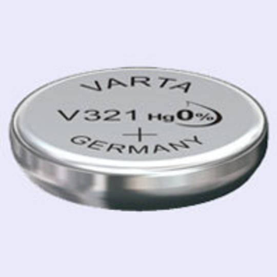 VARTA 321 SR65 SR616 Watch Battery