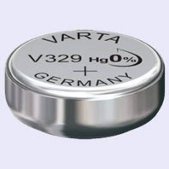 VARTA 329 SR731 Watch Battery