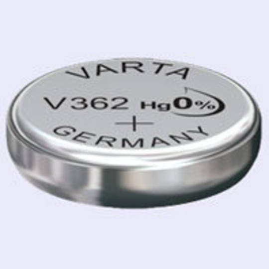 VARTA 362 SR58 SR721SW Watch Battery