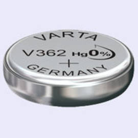 VARTA 362 SR58 SR721SW Watch Button Battery