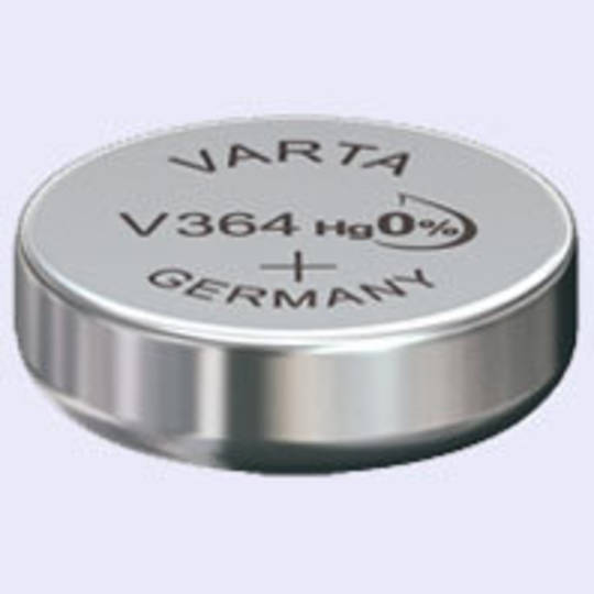 VARTA 364 SR60 SR621SW Watch Battery