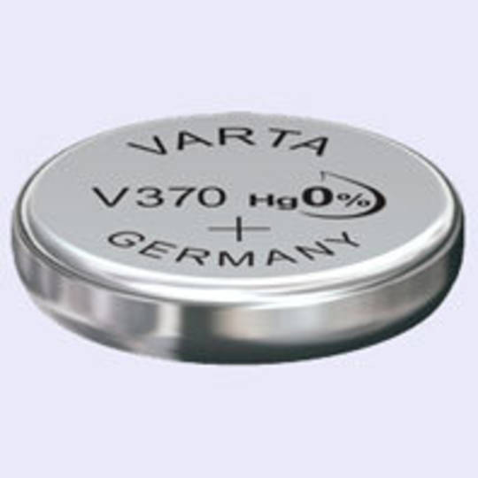 VARTA 370 SR69 Watch Button Battery