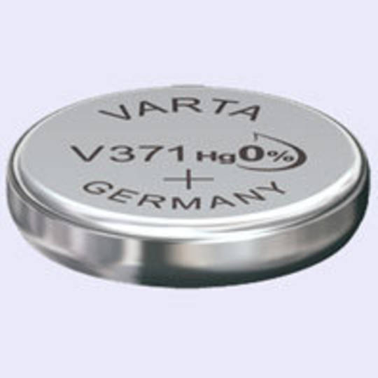 VARTA 371 SR69 SR920SW Watch Button Battery