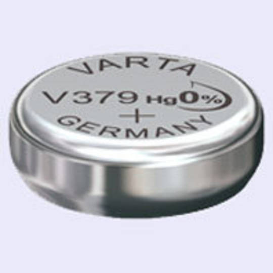 VARTA 379 SR63 SR521 Watch Battery