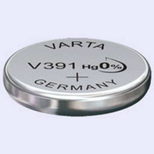 VARTA 391 SR55 Watch Battery