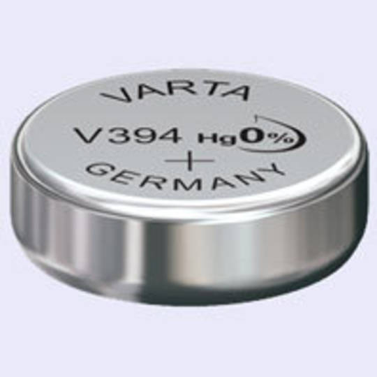 VARTA 394 SR45 SR396 Watch Button Battery