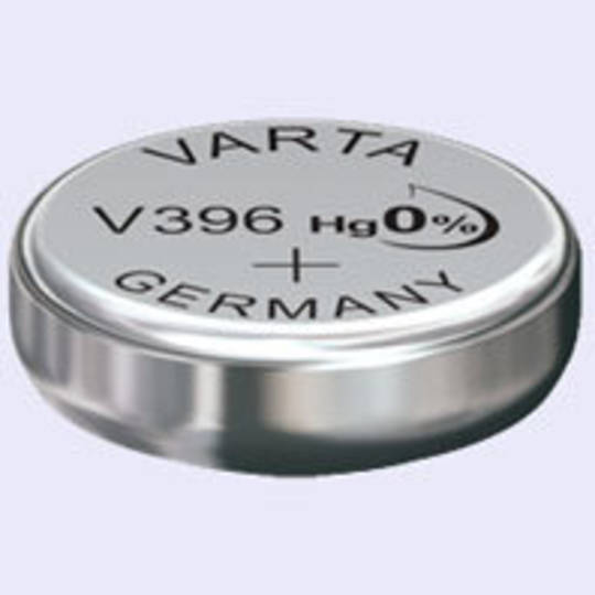 VARTA 396 SR726W SR59 Watch Battery