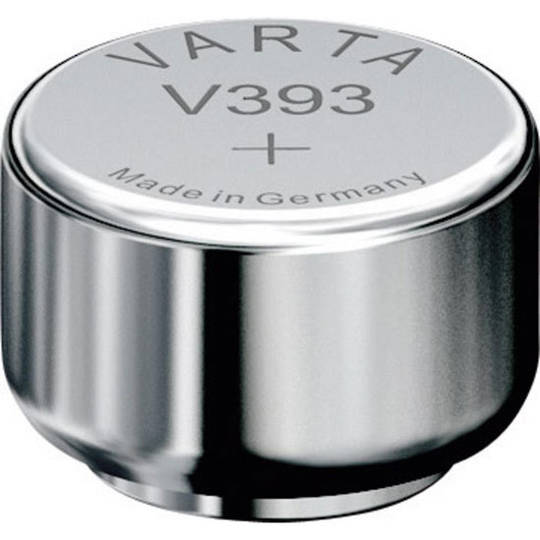 VARTA 309 393 SR48 SR754W Watch Battery